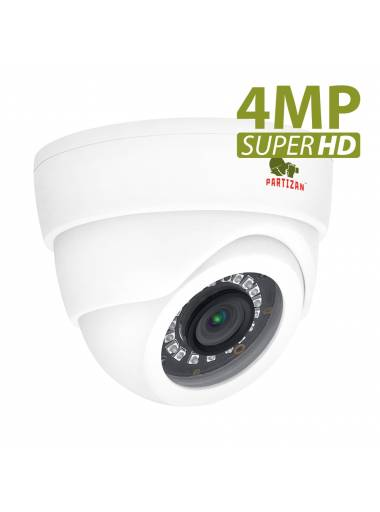 4.0MP AHD camera CDM-333H-IR Metal SuperHD 4.2