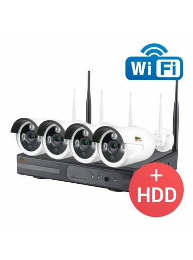 4cam + HDD