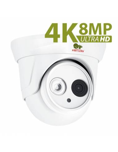 8.0MP (4K) IP camera IPD-5SP-IR 4K 1.0