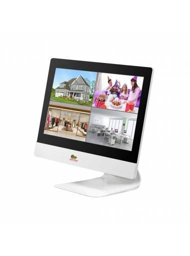 Wireless LCD NVR black_white