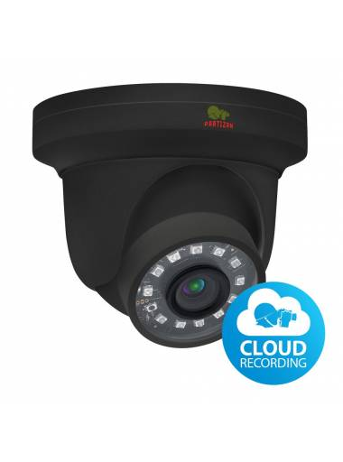 2.0MP IP camera IPD-2SP-IR SE 2.2 Cloud Black