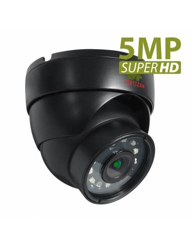 5.0MP IP camera IPD-5SP-IR SE 1.0 Black