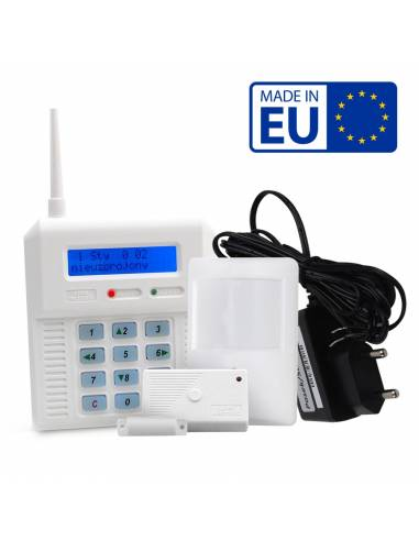 Wireless Alarm Set WA0001 CB32-BN + ZS 12 1.25 + PTX50 + CTX3H