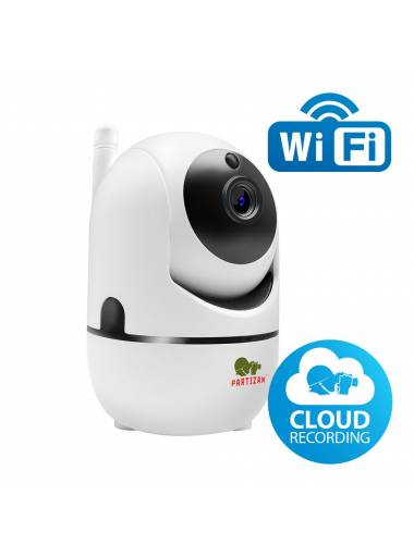 2.0MP Cloud Robot IPH-2SP-IR