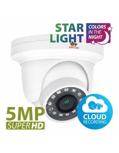5.0MP IP camera IPD-5SP-IR SE 1.0