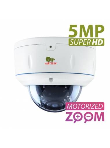 5.0MP IP Varifocal camera IPD-VF5MP-IR SE AF