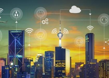 Умен град-как става това? Технологиите са единственият начин общините да се справят с предизвикателствата на бъдещето.
